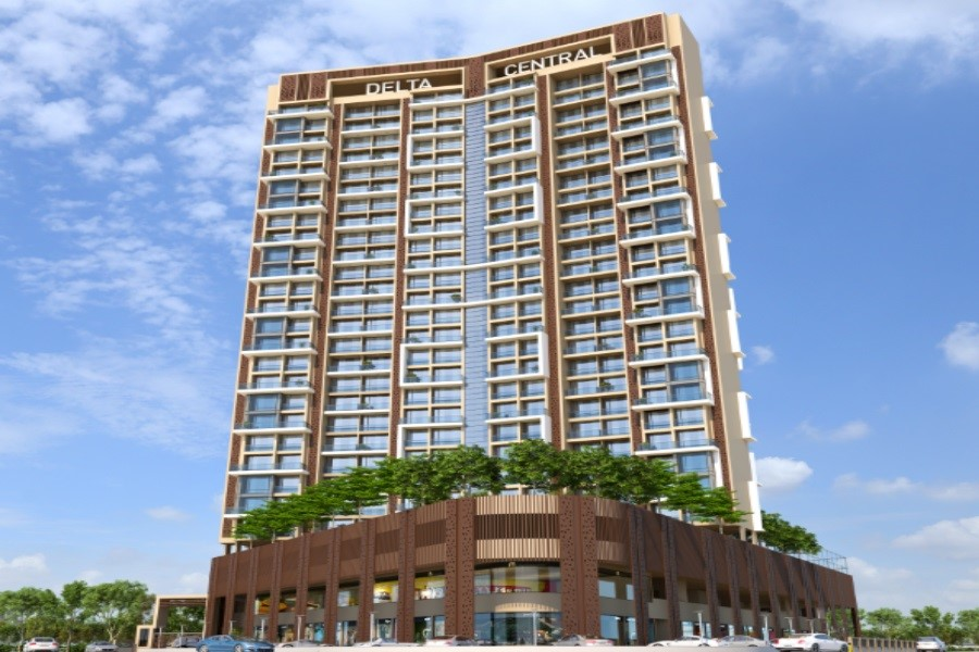 Balaji Delta Central new residential project in Kharghar by