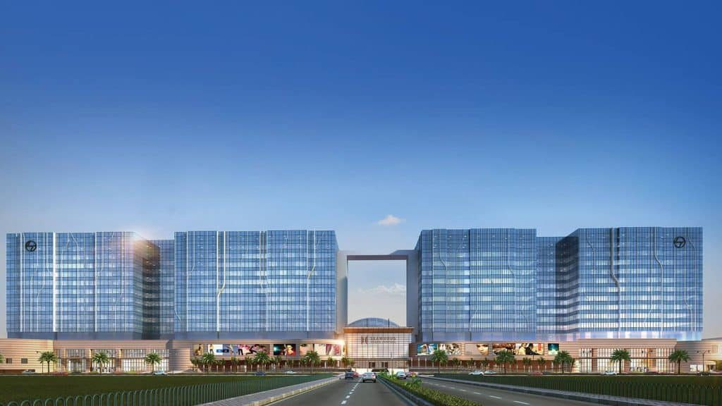 L&T seawood residences, residential project in seawoods by